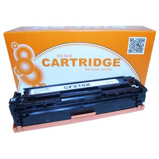 Картридж HP 131A CF210A Black для LaserJet M251 / M276