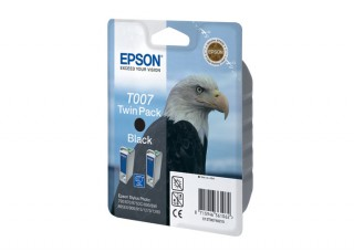 Картридж Epson T007 Twin pack