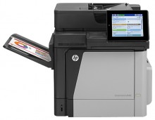 Принтер HP Color LaserJet M680