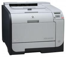 Принтер HP Color LaserJet CP2025